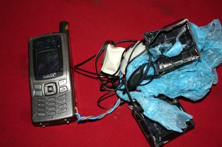 praba's phone