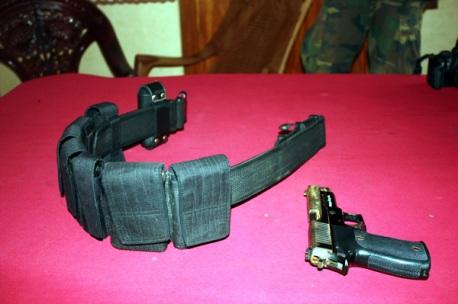 praba's gun