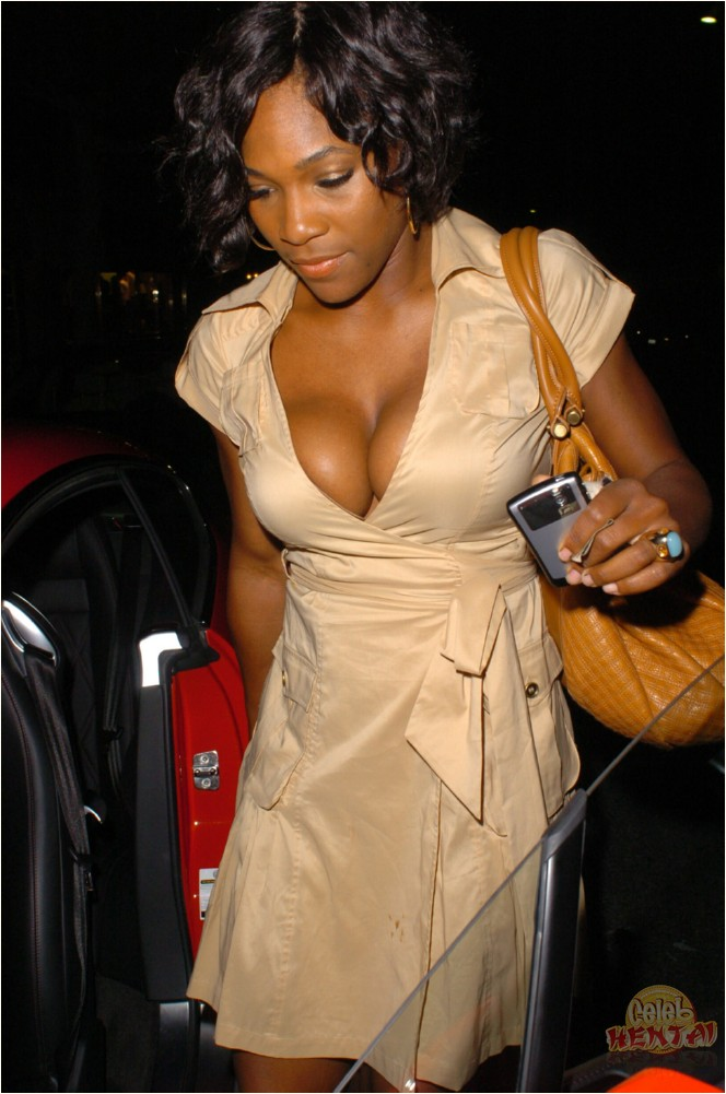 Serena Williams Posed Naked For The Cover Of Espn Magazine -5094