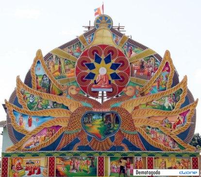 Dematagoda Wesak Thorana