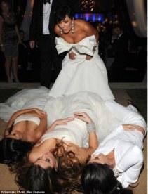 Kim Kardashian wedding (21)