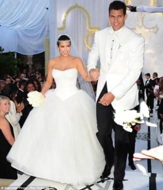 Kim Kardashian wedding (3)