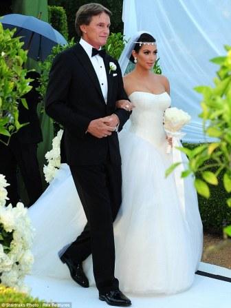 Kim Kardashian wedding (9)