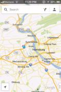 google maps app istore