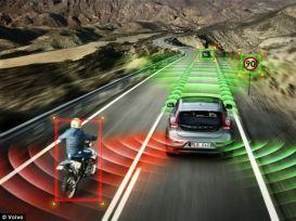 Volvo develops Crashproof car (1)