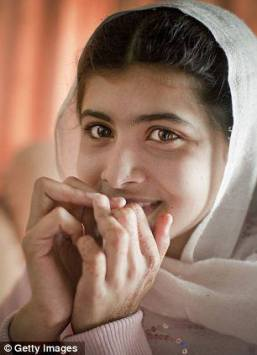 Pakistani girl shot in the head by Taliban (5)