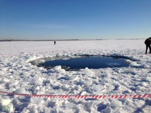 Meteor hits Russia (4)