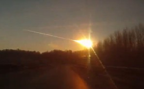 Meteor hits Russia (5)