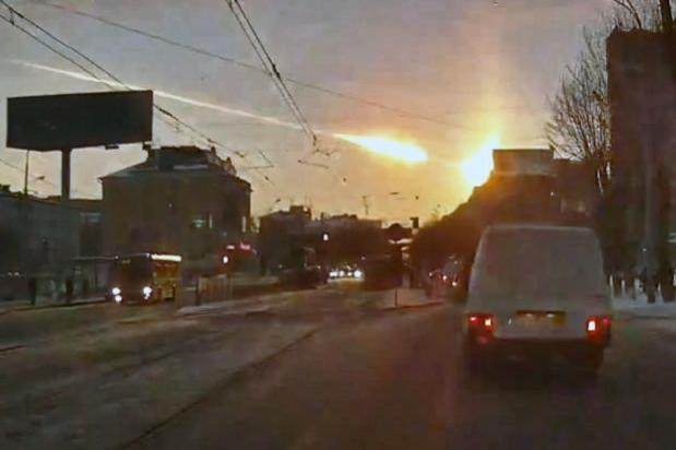 Meteor hits Russia (6)