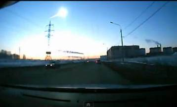 Meteor hits Russia (9)