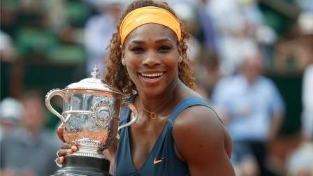 Serena Williams French Open 2013 (1)