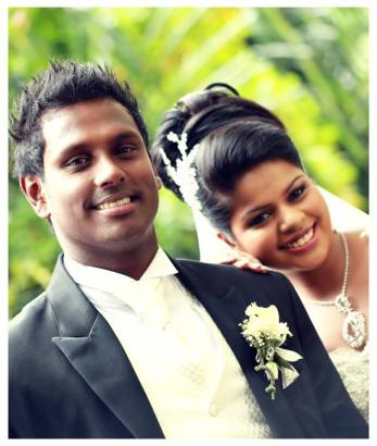 angelo mathews wedding (1)