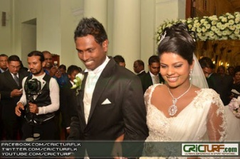 Angelo Mathews wedding (3)