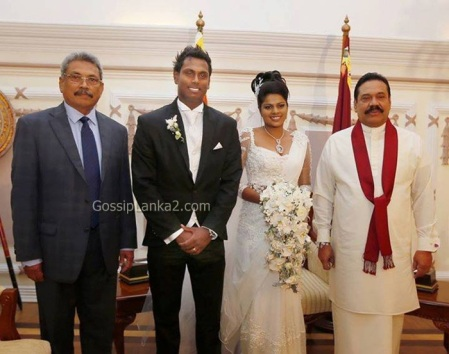 Angelo Mathews wedding (6)