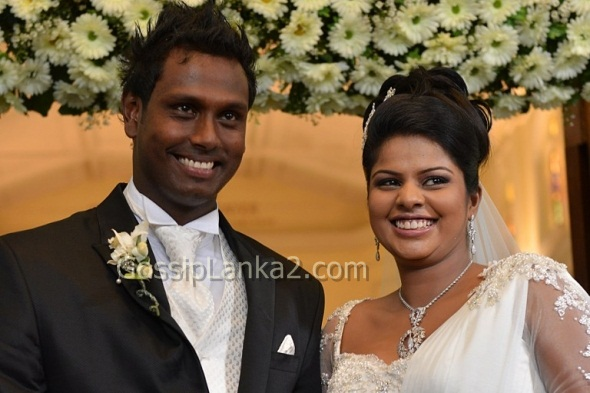 Angelo Mathews wedding (7)