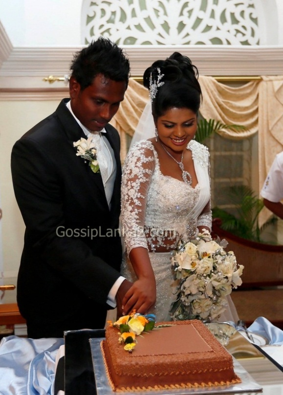 Angelo Mathews wedding (9)