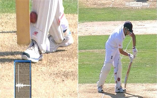 Hot Spot error in Ashes 2013