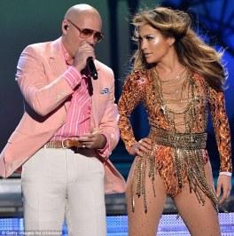 Jennifer Lopez World Icon award Premios Juventud 2013 (12)