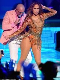 Jennifer Lopez World Icon award Premios Juventud 2013 (6)