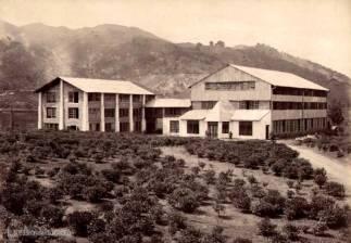 A Ceylon Tea Factory Late 1800s