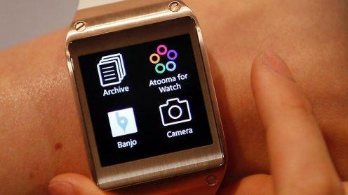 Samsung Galaxy Gear Smartwatch (5)