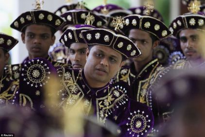 Guinness World Record breaking Sri Lankan wedding (8)