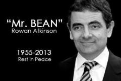 mr bean Rowan Atkinson