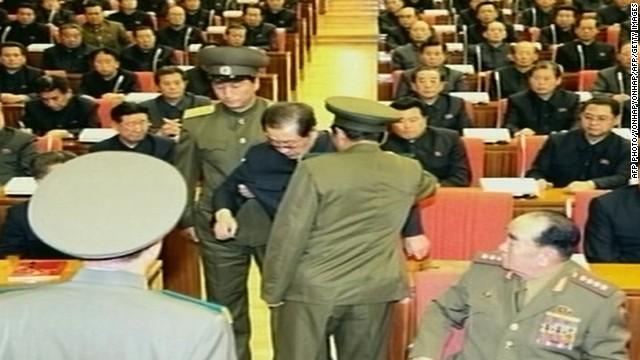Kim Jong Un uncle executed (1)