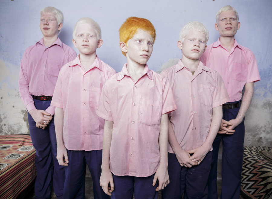 World Press Photo Contest 2014 Staged Portraits Single category