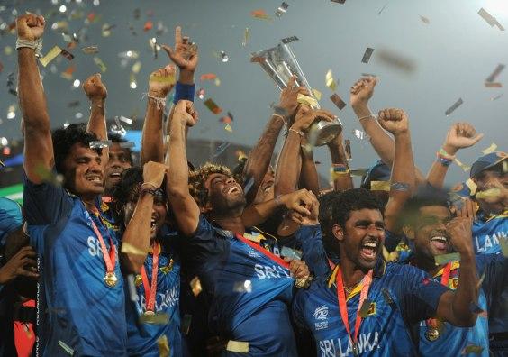 Sri Lanka T20 World Champions (11)