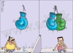 presidential election cartoons sri lanka (14)
