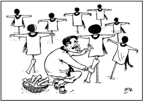 presidential election cartoons sri lanka (2)