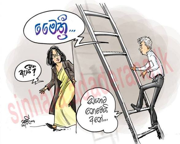 presidential election cartoons sri lanka (23)