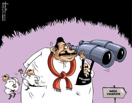presidential election cartoons sri lanka (25)