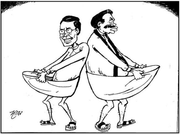 presidential election cartoons sri lanka (28)