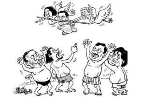 presidential election cartoons sri lanka (43)