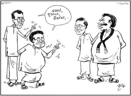 presidential election cartoons sri lanka (52)