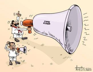 presidential election cartoons sri lanka (57)