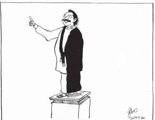presidential election cartoons sri lanka (63)