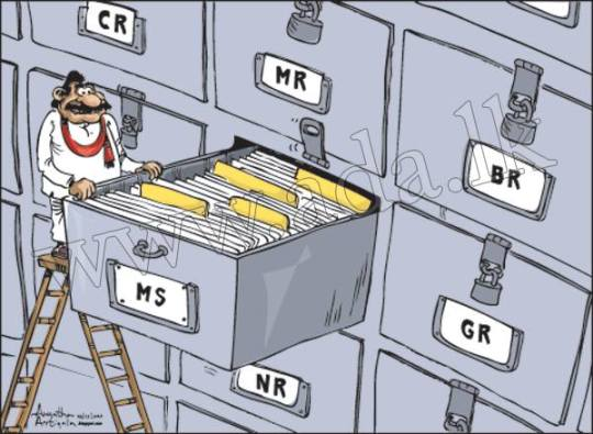 presidential election cartoons sri lanka (7)