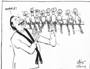 presidential election cartoons sri lanka (8)