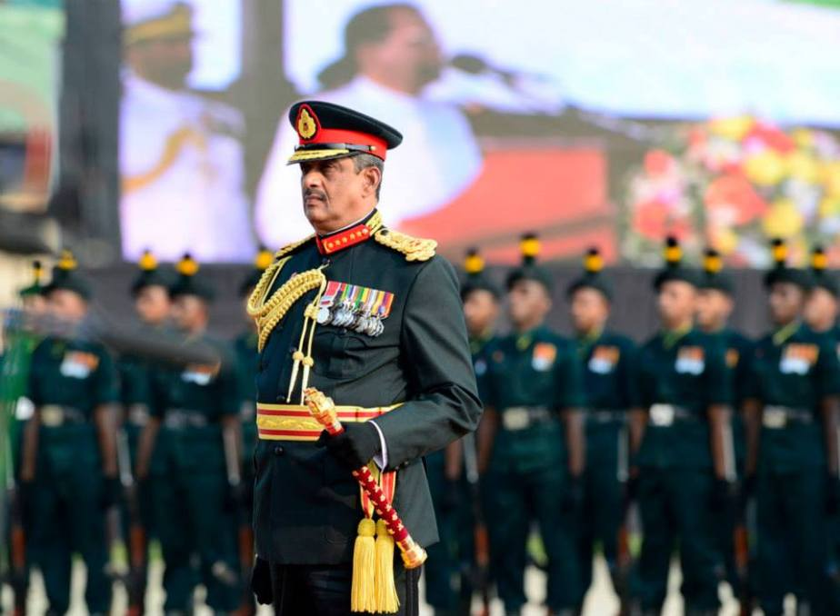 General Sarath Fonseka promoted to the rank of Field Marshal