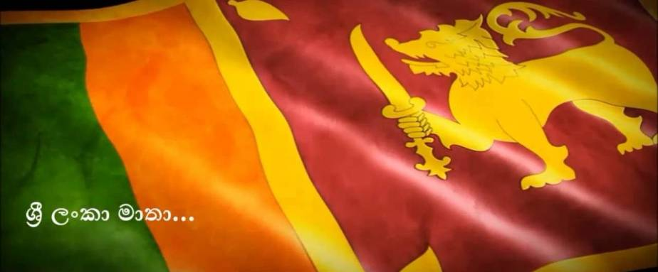 The language controversy over Sri Lanka National Anthem